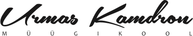 Müügikool – Urmas Kamdron Logo