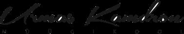 Mentor – Urmas Kamdron Logo